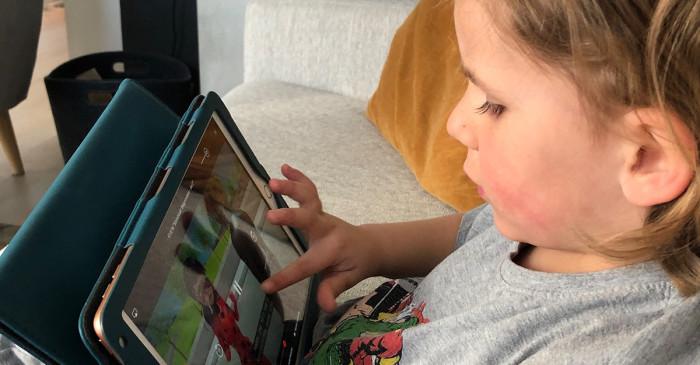 Gode digitale tips til barna