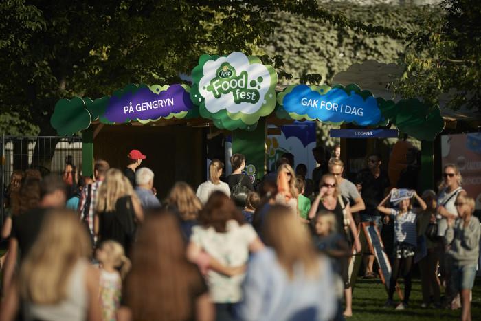 Arla Food Fest vinder grøn pris