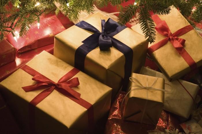 Der bliver ingen julegaver i år