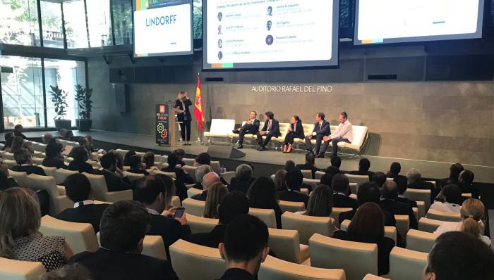 Lindorff e Intrum Justitia destacan en el CMS NPL Iberian Forum