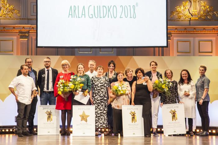 arla guldko 2019 vinnare