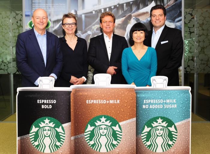Starbucks laajentaa strategista kumppanuuttaan Arla Foodsin kanssa kasvattaakseen valmisjuomien liiketoimintaa EMEA-alueella