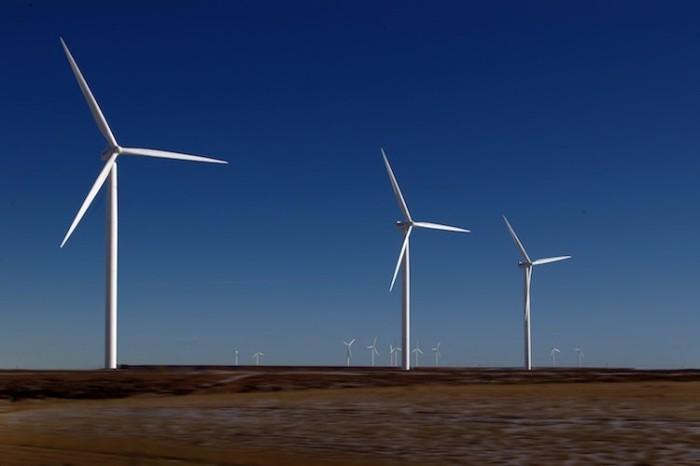 Artikel bild, Vindkraftsindustrin sårbar efter prisraset