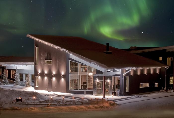 Camp Ripan – en pärla för arktisk turism