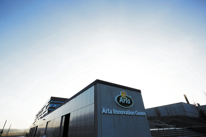 ​Arla opens the door on its future