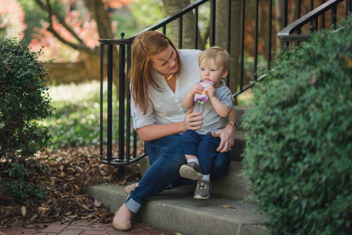 Whey-powered Complementary Feeding concept  eases baby's transition to solid foods