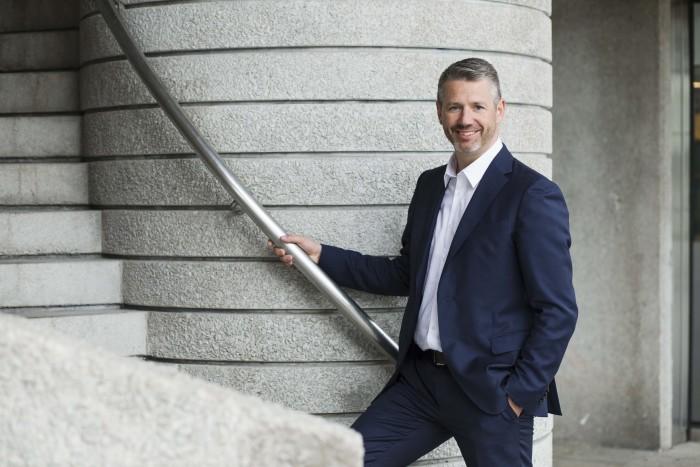 Websteps CEO Arne Norheim