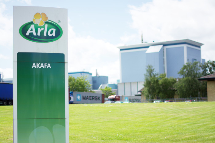 ​Arla to invest 12 million euro in high-quality infant milk formula production