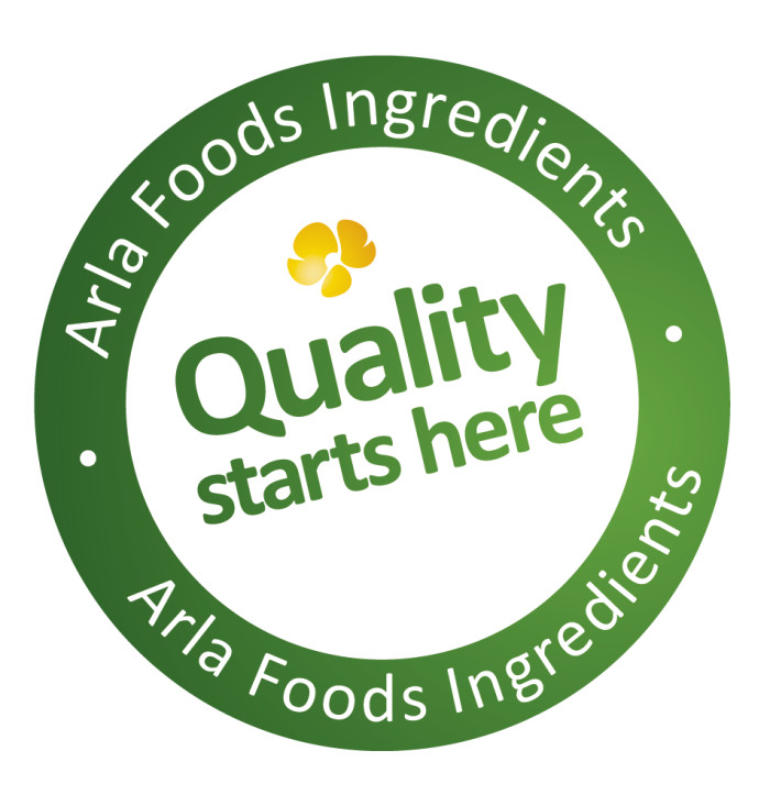 'Quality starts here' – Arla Foods Ingredients reveals new brand platform