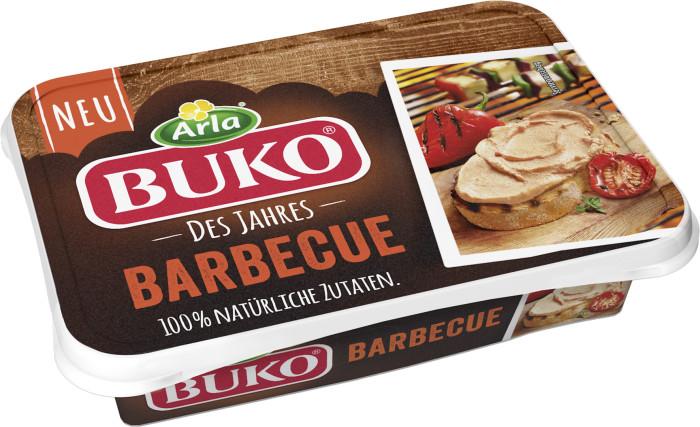 Der neue Arla Buko® des Jahres Barbecue bringt Grillgeschmack ins Kühlregal