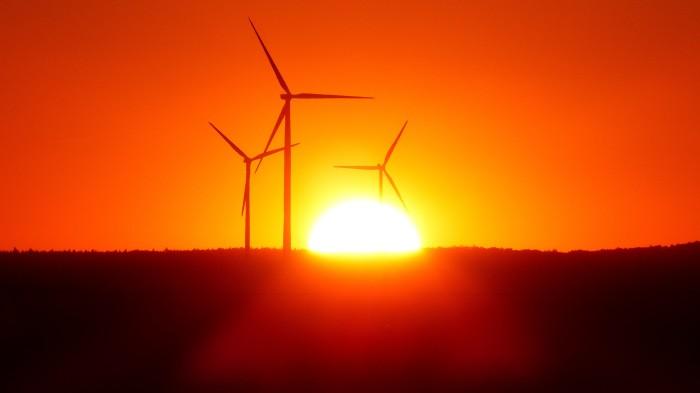 Artikel bild, Kostnaden för vindkraft sjunker