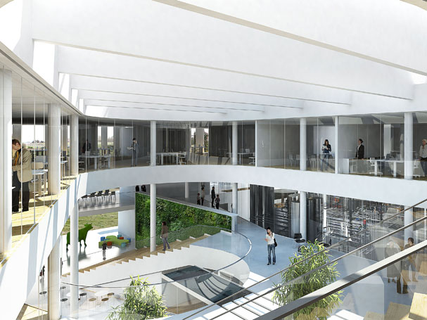 Arla investerer 270 millioner i nyt innovationscenter