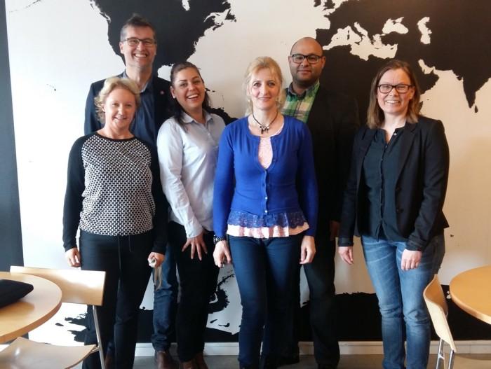 Eductus samarbetar med Humana kring språkpraktik för SFI-elever IT-pedagogen