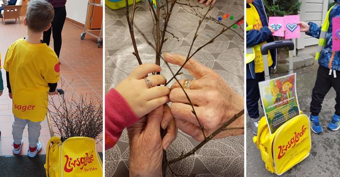Livsgledebarnehager: «Eldre og barn i skjønn forening»