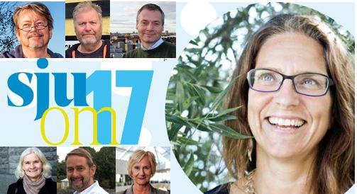 Nytt nummer av Hav & Vatten: Sju i Vattensverige om sina önskningar för 2017
