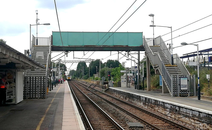 Network Rail is restoring access between platforms for passengers at Royston station next month