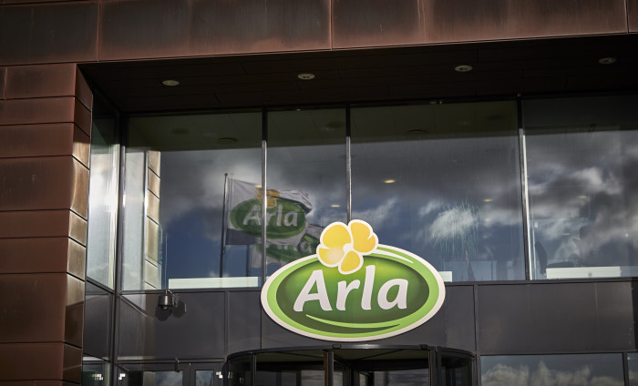 Further changes in corporate functions as Arla continues to transform