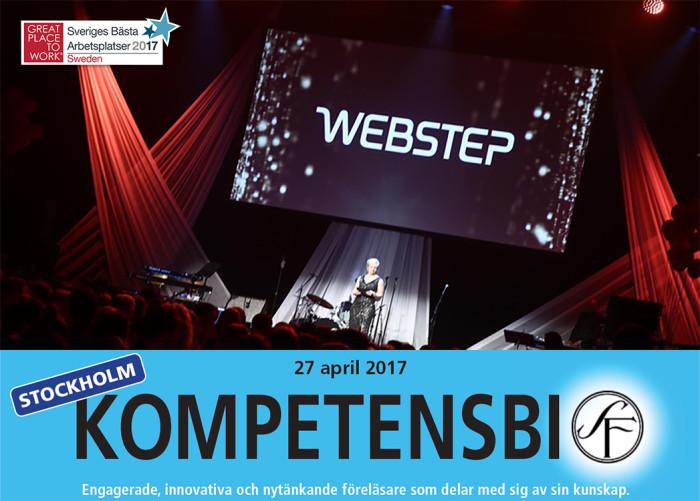 Kompetensbion, torsdagen den 27 april, på SF Skandia i Stockholm