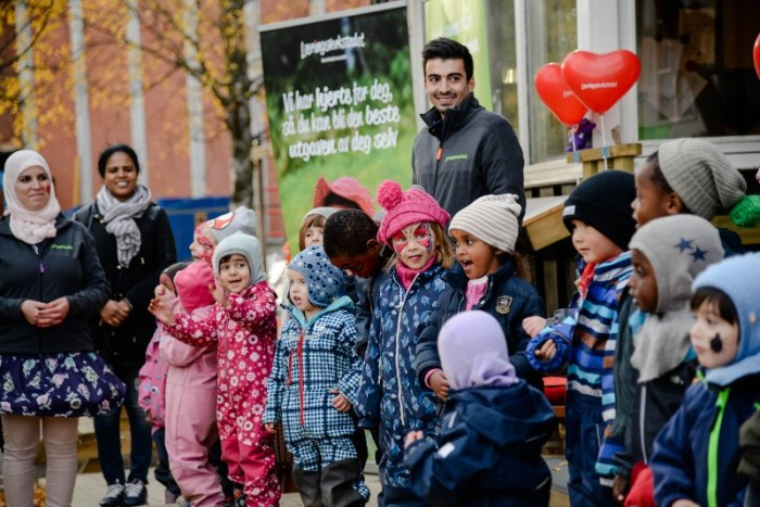 Læringsverkstedet Risenga barnehage- Et nytt kapittel starter