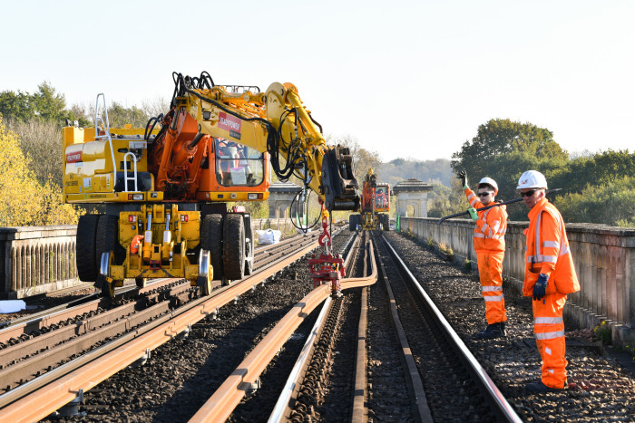 Network Rail announces nine-day closure of Brighton Main Line between Three Bridges, Brighton and Lewes for major engineering work