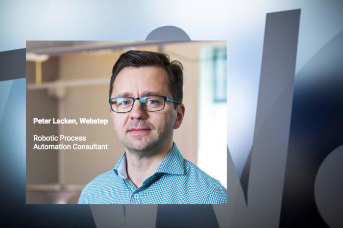 Peter Lacken, Webstep i Trondheim, blogger om sine verktøyerfaringer på Blue Prism versus UiPath