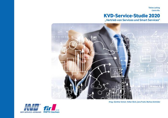 KVD-Service-Studie zeigt: Top-Performer bieten klassische Services und Smart-Service-Leistungen als kombiniertes Leistungsangebot an