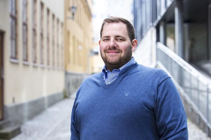 Ny Webstep-leder på Sørlandet: - De som begynner hos oss kommer ikke bare inn i en liten avdeling på Sørlandet, men blir del av et ekspertmiljø på nesten 400 ansatte, sier Anders Høibakk.
