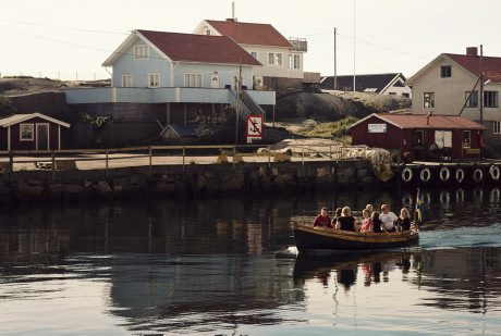Lena Ek besöker HaV på båtmässan