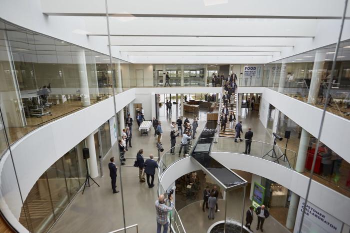 In Arlas neu eröffnetem Innovationszentrum stehen die Verbraucherbedürfnisse klar im Vordergrund