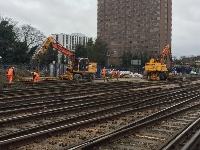 No trains between London Victoria and East Croydon this weekend (Saturday 16 to Sunday 17 October) due to important railway upgrades