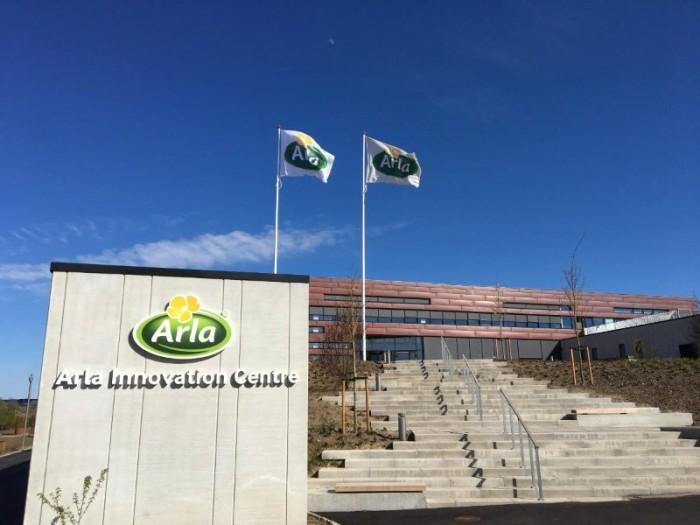 H.K.H. Kronprinsesse Mary åbner Arlas globale innovationscenter
