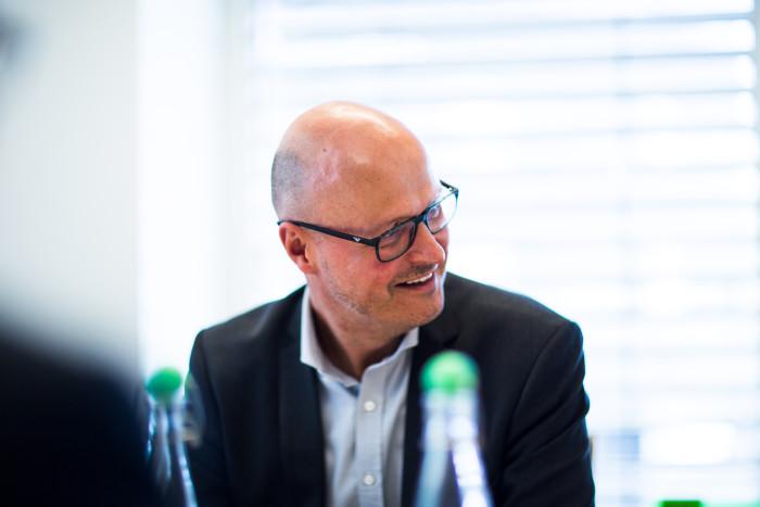 -Vi har lykkes å ansette mange nye eksperter i et marked med hard konkurranse om de beste folkene. Dette har gitt oss leveransekapasitet og økt evne til å levere mer til flere, sier administrerende direktør Kjetil Bakke Eriksen.