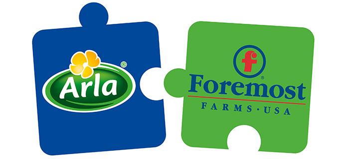 Arla Foods y Foremost Farms USA analizan una alianza estratégica