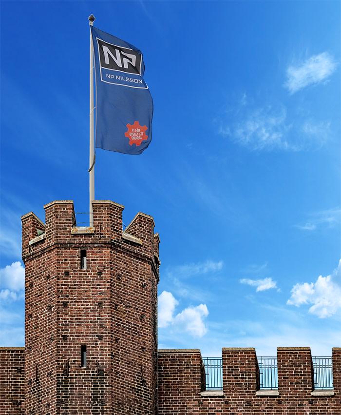 Woody tillbaka i Helsingborg när  NP Nilsson expanderar våren 2020