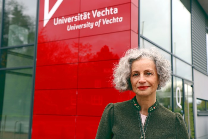 """Neue Professorin für """"Soziale Arbeit und Ethik"""""""