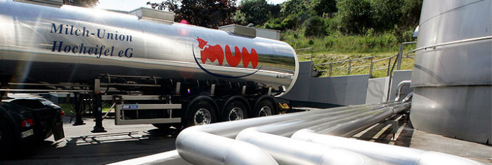 EU approves merger between MUH and Arla Foods