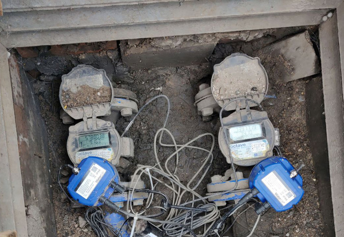 Supporting World Water Day: Train company's smart water meters to save millions of litres a year