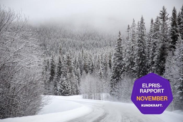 Artikel bild, Kundkrafts elprisrapport - Rekordlågt elpris i norr, men i söder går priset upp