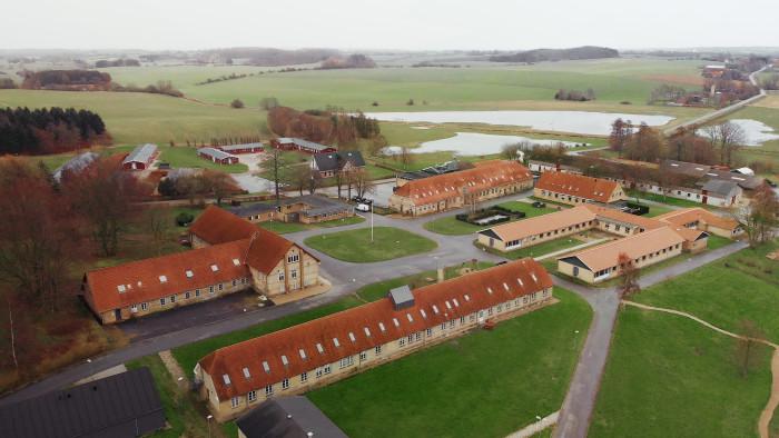 Uddannelsescenteret Møgelkær ligger ved Horsens.
