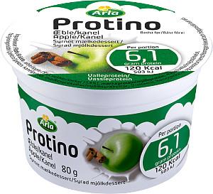Arla återkallar Protino äpple/kanel och Protino rabarber/vanilj