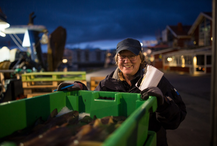 Fiskerikontroll i fokus på internationellt möte i Göteborg