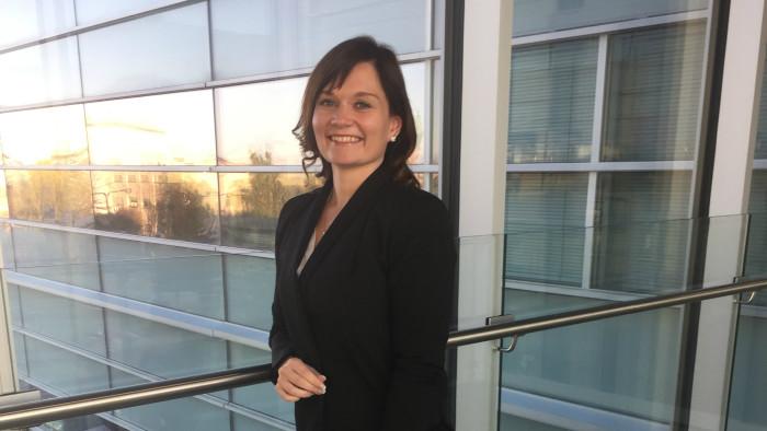 Elina Glad valittiin Vuoden Nuoreksi Projektipäälliköksi