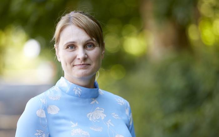 Heléne Gunnarson er ny næstformand for Arla Foods