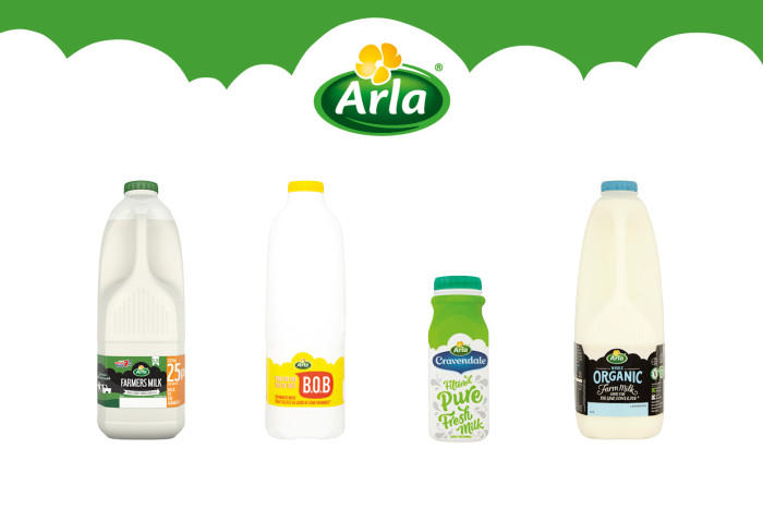 ​Extra £95m spent in the milk aisle as consumers choose milk that delivers benefits
