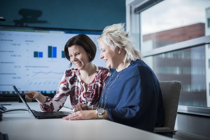 Webinaari 2.11. Tutustu perinnän dashboard-raportointiin, ja ota dynaaminen ote myynti- ja luottosaatavien seurantaan