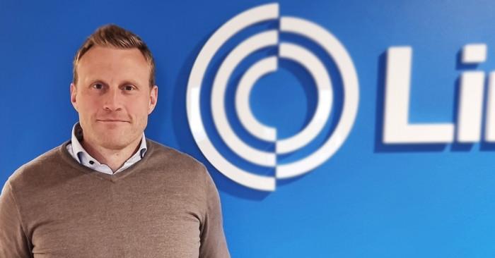 John Gauffin, Lindab Sveriges nya VD