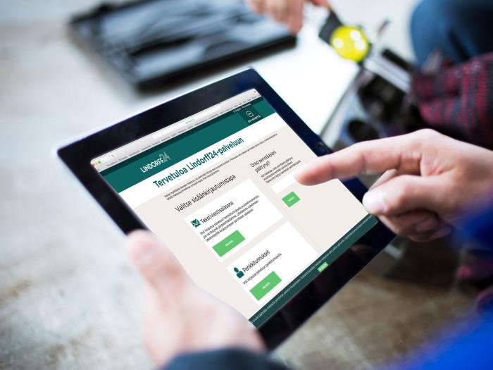 Lindorff24.fi päivittyi – uudet viestilomakkeet auttavat asioinnissa