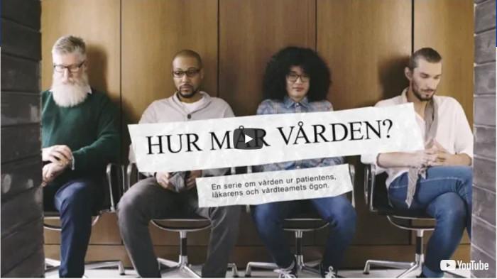Virtuella Hemsjukhus? Ja, det finns!  Se Sveriges läkarförbunds nya film