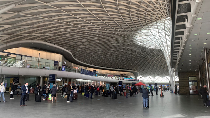 Three-day closure at King's Cross station 23rd-25th April – Thameslink and Great Northern passengers on East Coast route urged not to travel at weekend