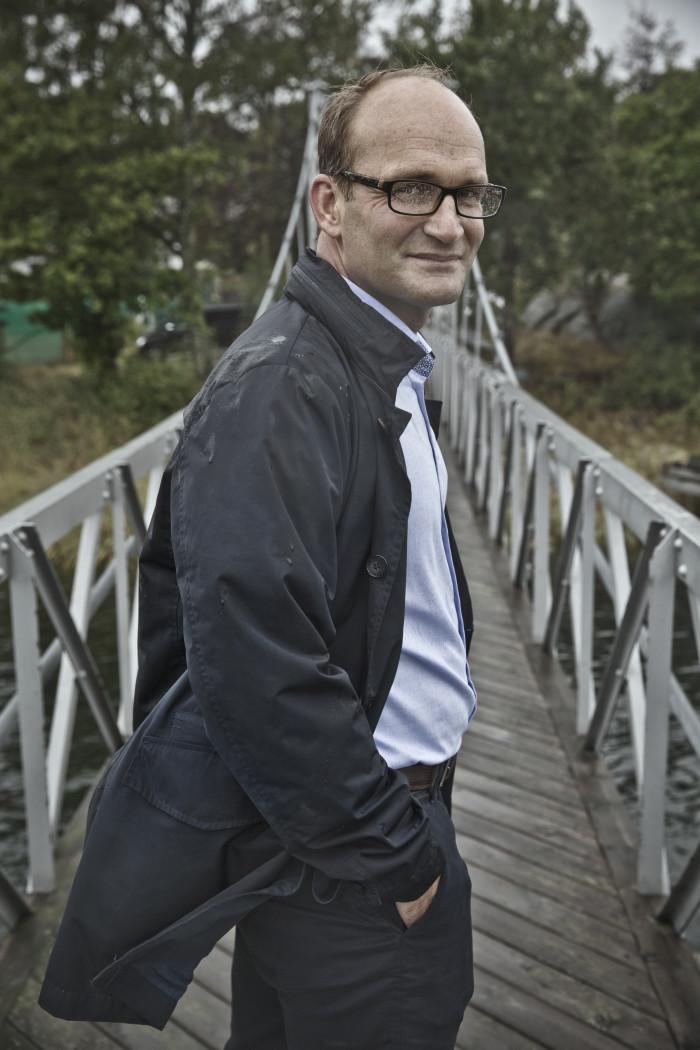HaV:s nye generaldirektör Jakob Granit: